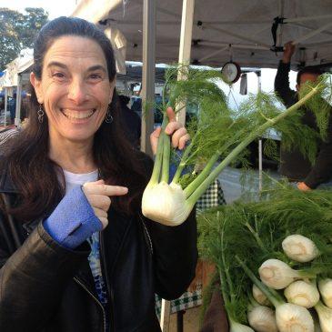 SB Farmer's Market with Melissa Rubin